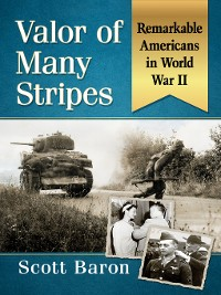 Cover Valor of Many Stripes