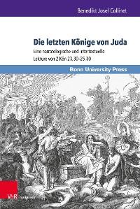 Cover Die letzten Könige von Juda