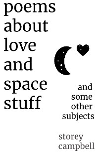 Cover Poems About Love and Space Stuff