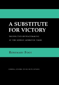 Cover A Substitute for Victory
