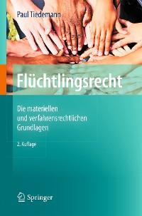 Cover Flüchtlingsrecht