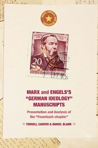 "Cover Marx and Engels's ""German ideology"" Manuscripts"