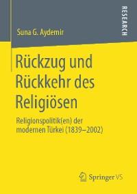 Cover Rückzug und Rückkehr des Religiösen