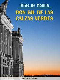 Cover Don Gil de las calzas verdes