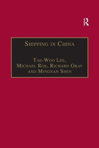 Cover Shipping in China