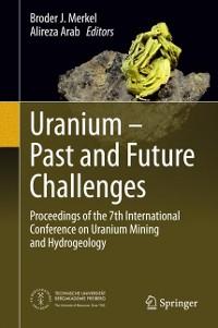 Cover Uranium - Past and Future Challenges