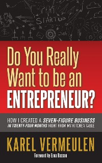 Cover Do You Really Want to be an Entrepreneur?