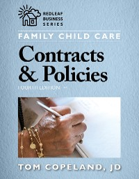 Cover Family Child Care Contracts & Policies, Fourth Edition