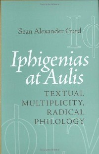 Cover Iphigenias at Aulis