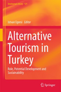Cover Alternative Tourism in Turkey