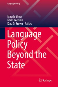 Cover Language Policy Beyond the State