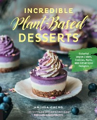 Cover Incredible Plant-Based Desserts