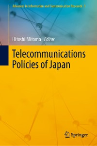 Cover Telecommunications Policies of Japan