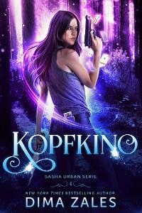 Cover Kopfkino (Sasha Urban Serie: Buch 4)