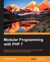 Cover Modular Programming with PHP 7