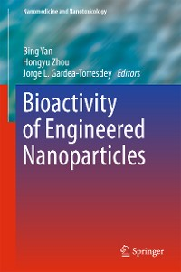 Cover Bioactivity of Engineered Nanoparticles