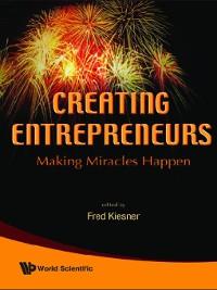 Cover Creating Entrepreneurs
