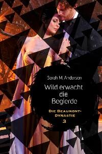 Cover Wild erwacht die Begierde