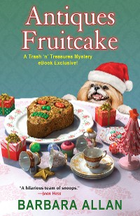 Cover Antiques Fruitcake