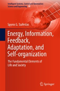 Cover Energy, Information, Feedback, Adaptation, and Self-organization