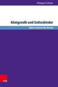 Cover Königsvolk und Gotteskinder