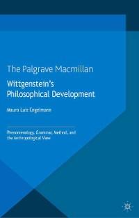 Cover Wittgenstein's Philosophical Development