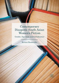 Cover Contemporary Diasporic South Asian Women's Fiction