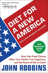 Cover Diet for a New America 25th Anniversary Edition