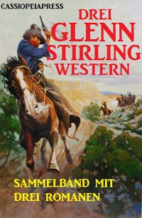 Cover Drei Glenn Stirling Western