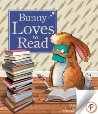 Cover Bunny Loves to Read