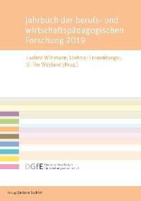 Cover Jahrbuch der berufs- und wirtschaftspädagogischen Forschung 2019