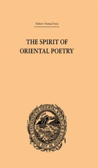 Cover Spirit of Oriental Poetry