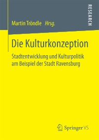 Cover Die Kulturkonzeption