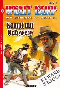 Cover Wyatt Earp 211 – Western