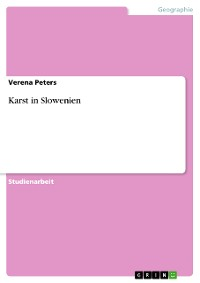 Cover Karst in Slowenien