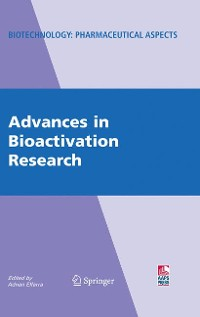 Cover Advances in Bioactivation Research