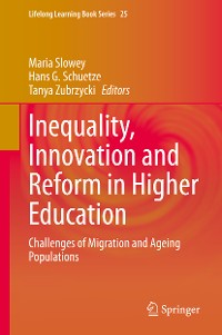 Cover Inequality, Innovation and Reform in Higher Education