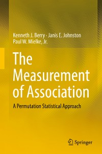 Cover The Measurement of Association