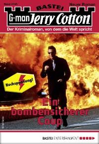 Cover Jerry Cotton 3195 - Krimi-Serie