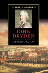 Cover Cambridge Companion to John Dryden