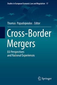 Cover Cross-Border Mergers
