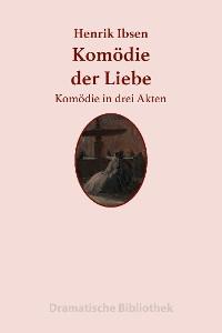 Cover Komödie der Liebe