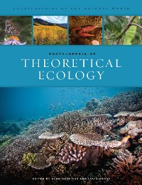 Cover Encyclopedia of Theoretical Ecology