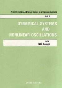 Cover Dynamical Systems And Nonlinear Oscillations - Proceedings Of The Symposium