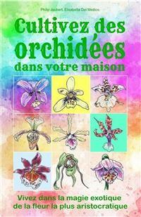Cover Cultivez des orchidées dans votre maison.