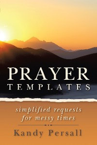 Cover Prayer Templates