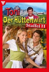 Cover Toni der Hüttenwirt Staffel 11 – Heimatroman