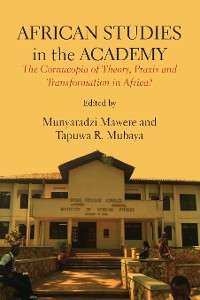 Cover African Studies in the Academy