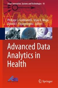 Cover Advanced Data Analytics in Health