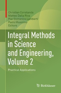 Cover Integral Methods in Science and Engineering, Volume 2